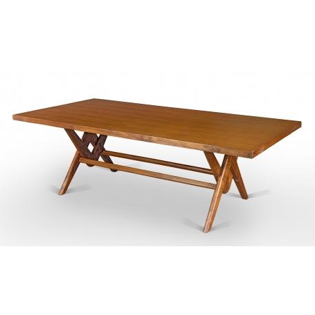 Pierre JEANNERET. Table.