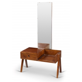 Teak dressing table.