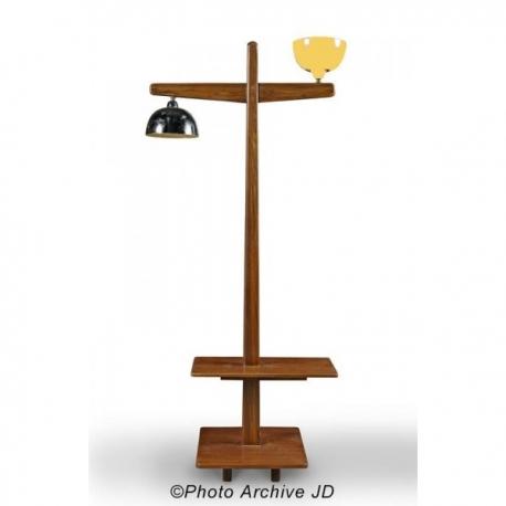 Pierre Jeanneret. Lamp.