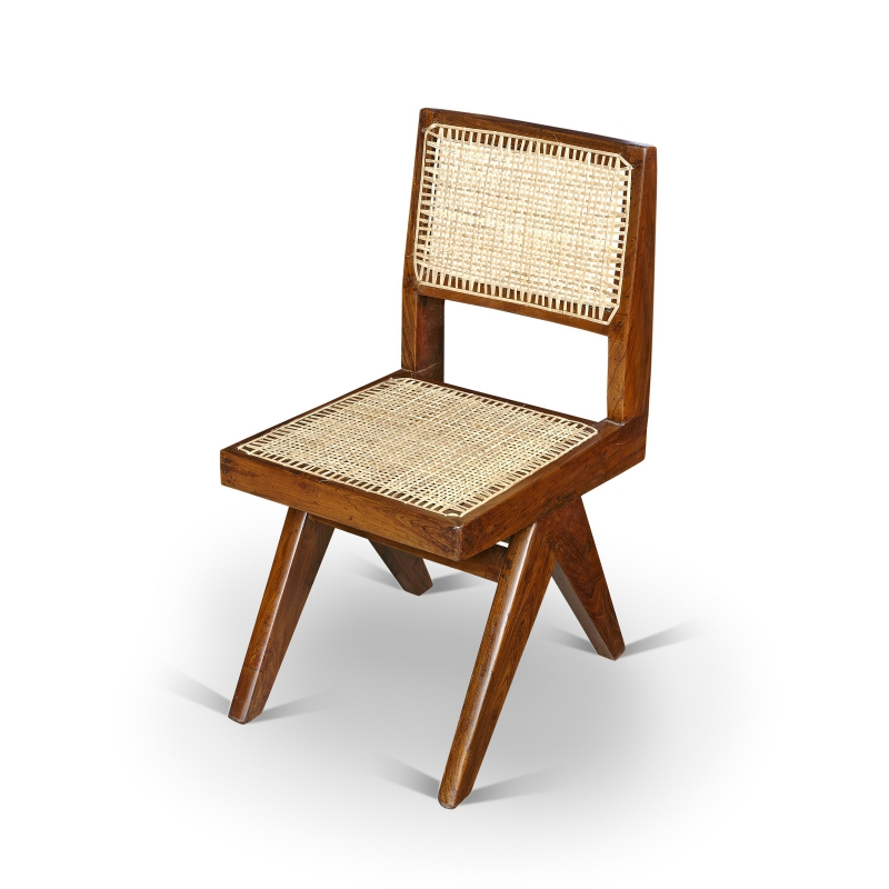 Le corbusier chair by pierre jeanneret - Fauteuil design le corbusier ...