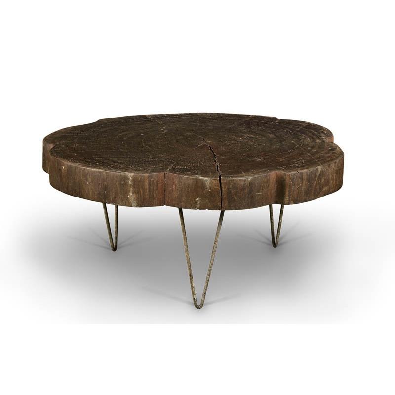 table basse en manguier chandigarh design. Black Bedroom Furniture Sets. Home Design Ideas