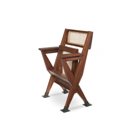Pierre JEANNERET. Folding chair.