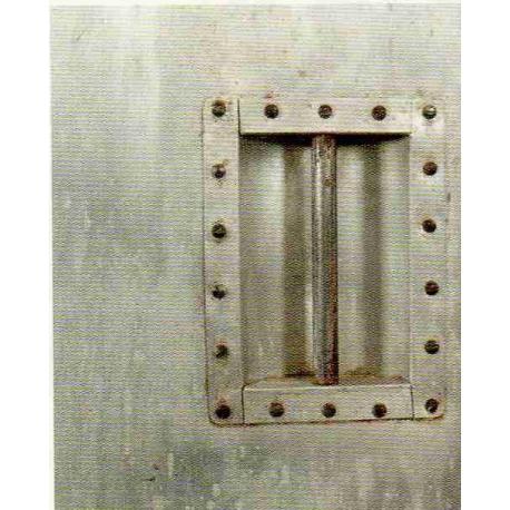 Charles Edouard Jeanneret dit Le Corbusier. Volet aérateur.