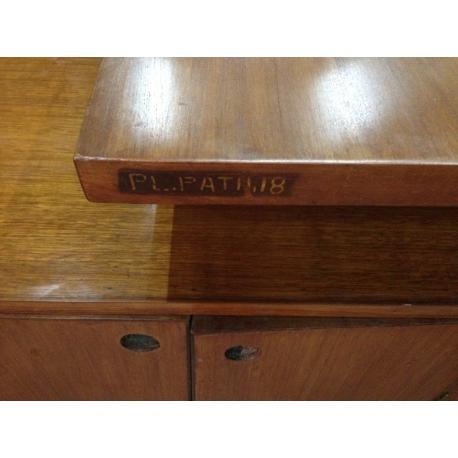 Pierre JEANNERET. Desk.