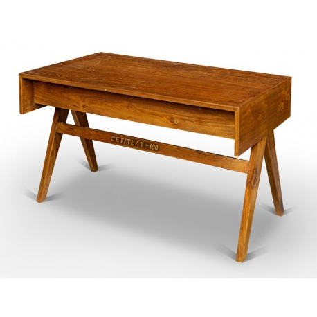 Pierre JEANNERET. Desk.