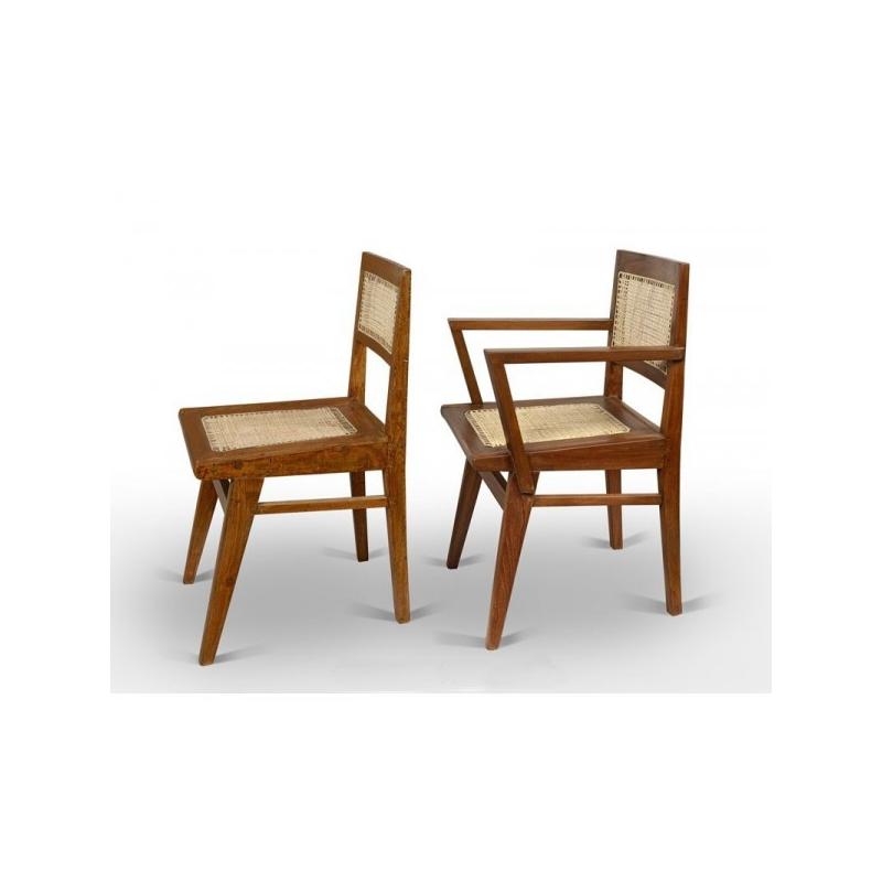 Le Corbusier Chair by Pierre Jeanneret