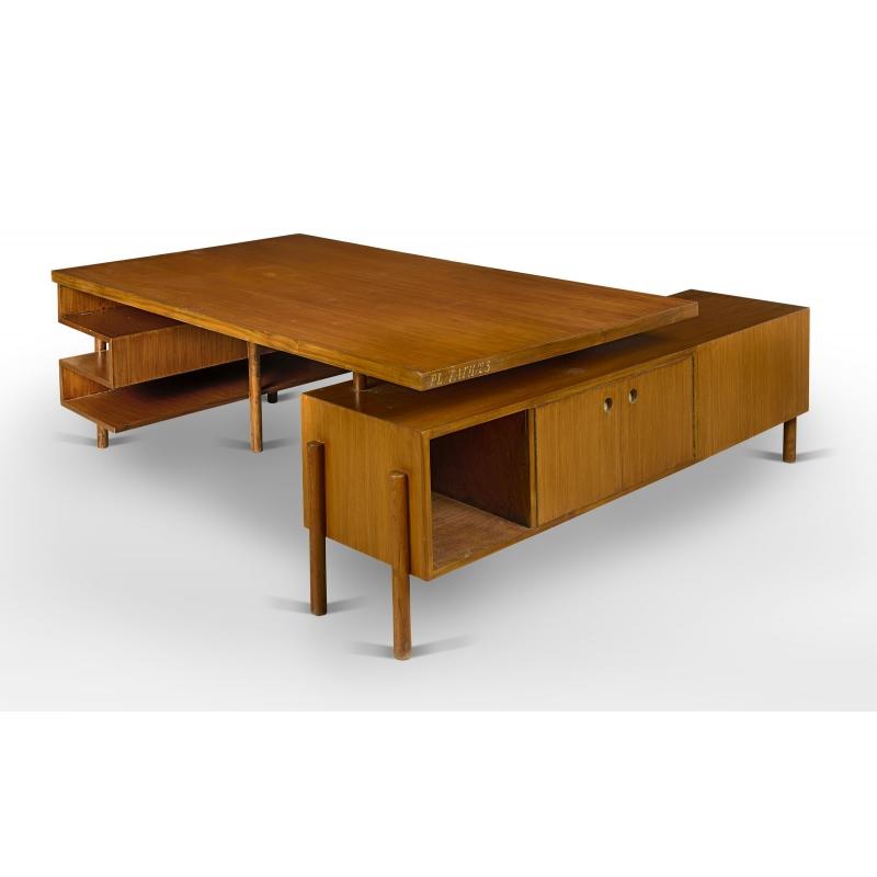 Teak Desk Chandigarh Design