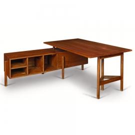 Teak desk
