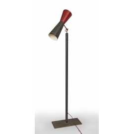 Iron indoor lamp