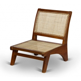 Sissoo low chair