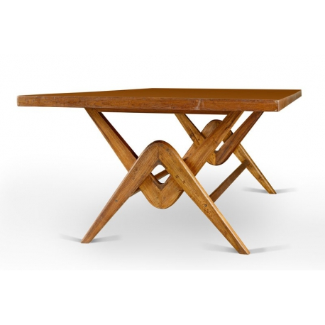Pierre JEANNERET. Table.