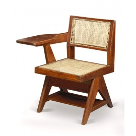 Teak writting chair